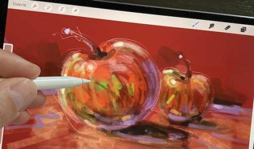 After Work: Mit dem iPad&Procreate Malen & Zeichnen lernen