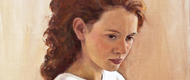 Portrait in Öl - 2 Tage