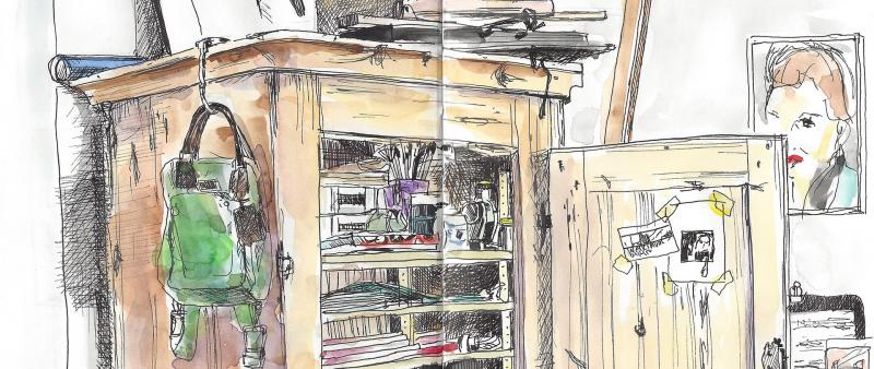 After Work: Sketch your home