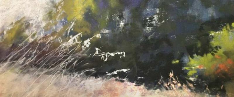 After Work: Harte und weiche Übergänge in der Pastellmalerei