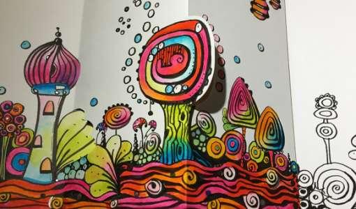 After Work: Hundertwasser goes Zen