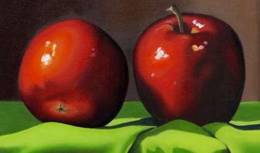 Faszination realistische Ölmalerei
