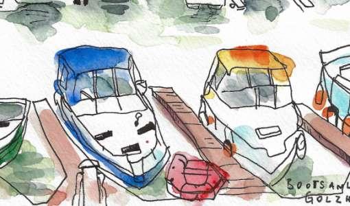 After Work: Schiffe und Boote
