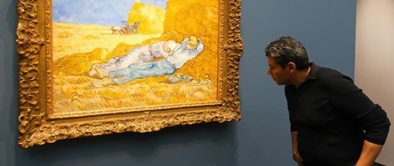 Kunstbetrachtung: Impressionismus & Kubismus