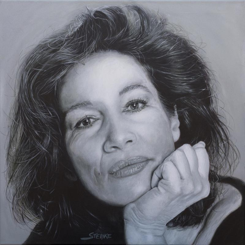Einführungskurs fotorealistische Porträtmalerei mit Acrylfarben