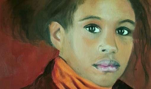 Realistische Porträts in Öl